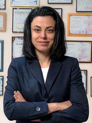 OLGA YALAMOVA